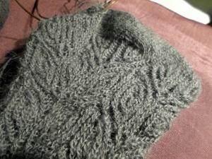 semki socks détail talon